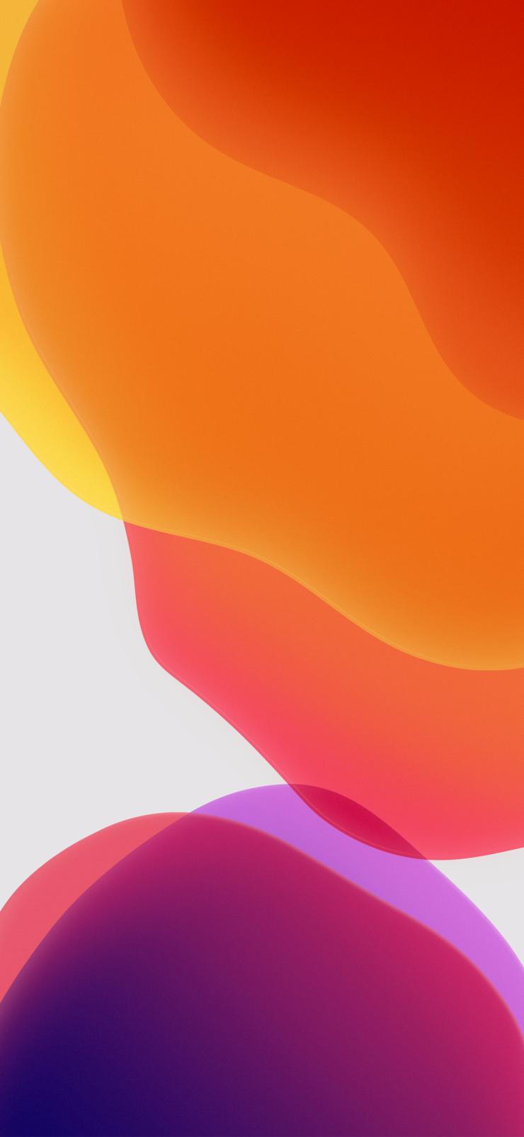 Best iphone 11 wallpaper orange to download