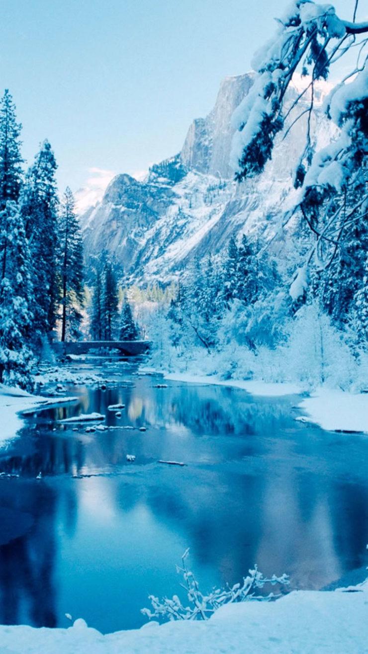 Best iphone 11 wallpaper winter to download